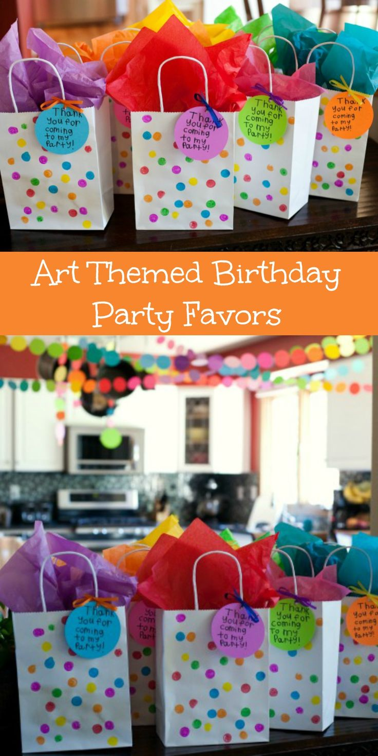 25 Best Ideas About Kid Party Favors On Pinterest