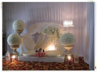 Wedding Stage Decors | wedding stage decoration | Pinterest
