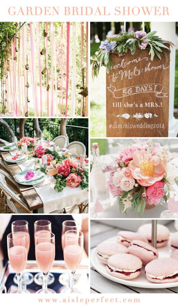 25 Best Ideas About Garden Bridal Showers On Pinterest Floral