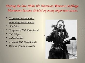 Womens History Alice Paul and the 19th Amendment