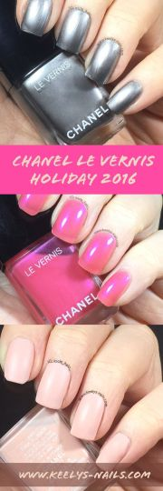chanel nail polish 2016