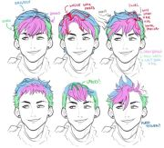 boy hair design ideas