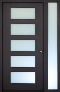 1000+ ideas about Modern Front Door on Pinterest