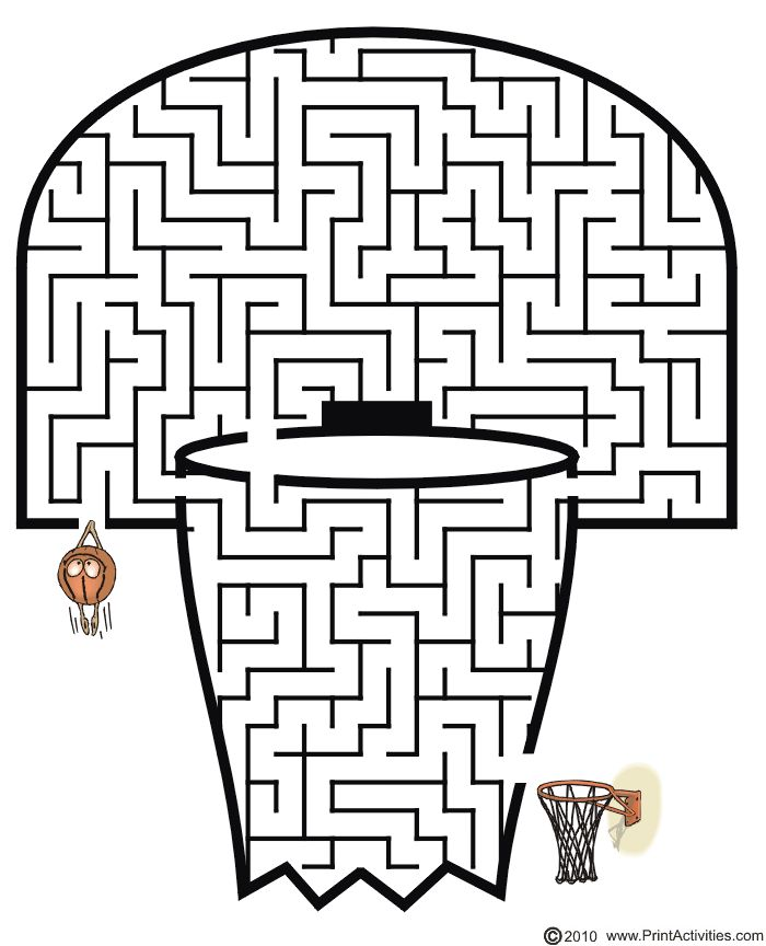 118 best images about Mazes for the kids on Pinterest