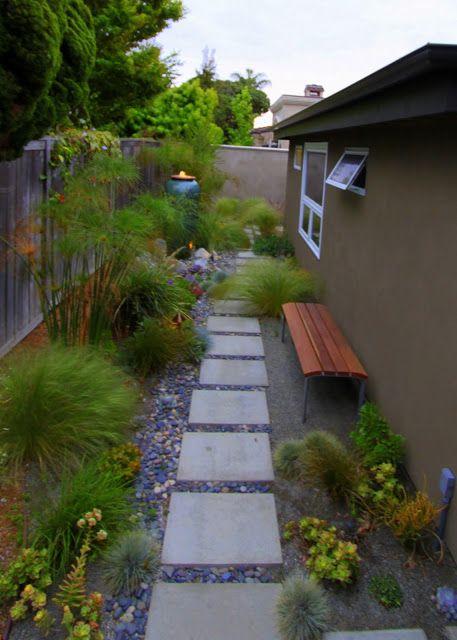 1000 side yard landscaping