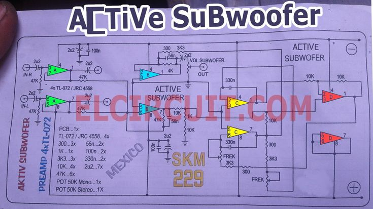 Wiring 3 Subs In Parallel Free Download Wiring Diagrams Pictures