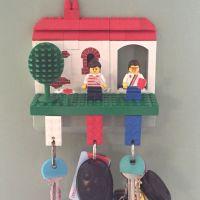 25+ best ideas about Lego key holders on Pinterest | Key ...