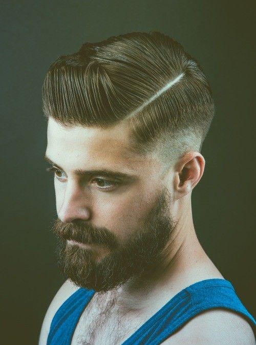 Die Besten 25 Fade Haarschnitte Für Herren Ideen Auf Pinterest