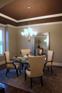 25+ best ideas about Brown ceiling paint on Pinterest