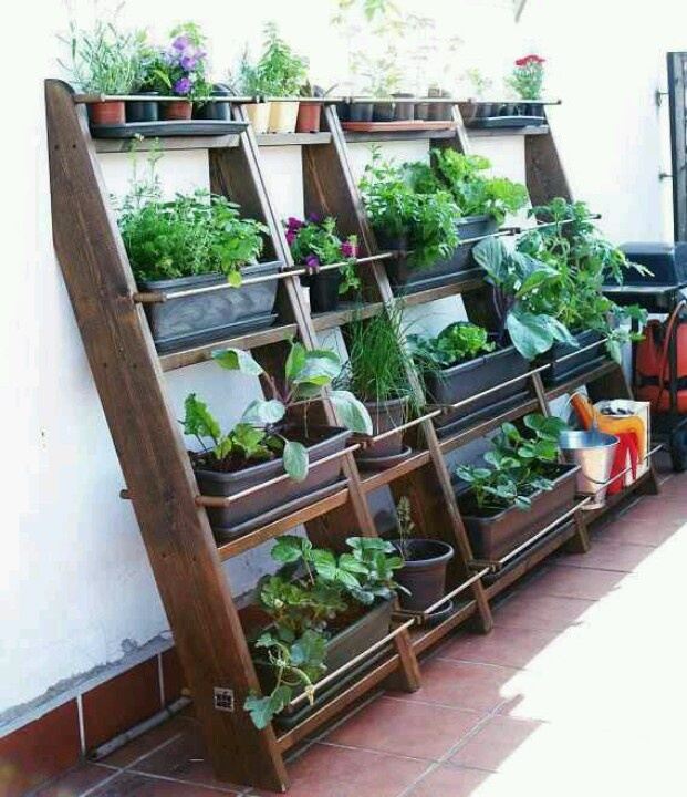 56 Best Images About Space Saving Gardens On Pinterest Gardens