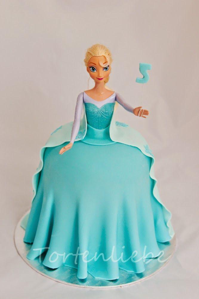Die 25 besten Ideen zu Elsa torte auf Pinterest  Zwillingsgeburtstagskuchen ZombieKuchen und