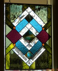 10 Best images about Stained Glass Geometric on Pinterest ...