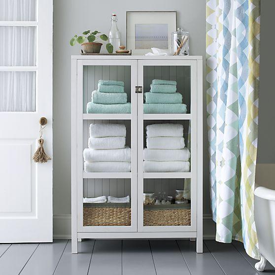 25 best ideas about Towel storage on Pinterest  Bathroom