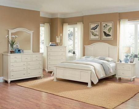 Teenage Bedroom Shutters Bedroom Set at Kensington