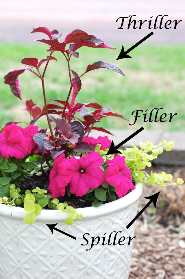 25 Best Ideas About Flower Planters On Pinterest Outdoor