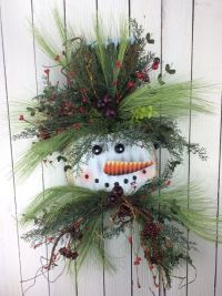 25+ best ideas about Winter Wreaths on Pinterest | Winter ...