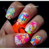 25+ best ideas about Splatter paint nails on Pinterest ...