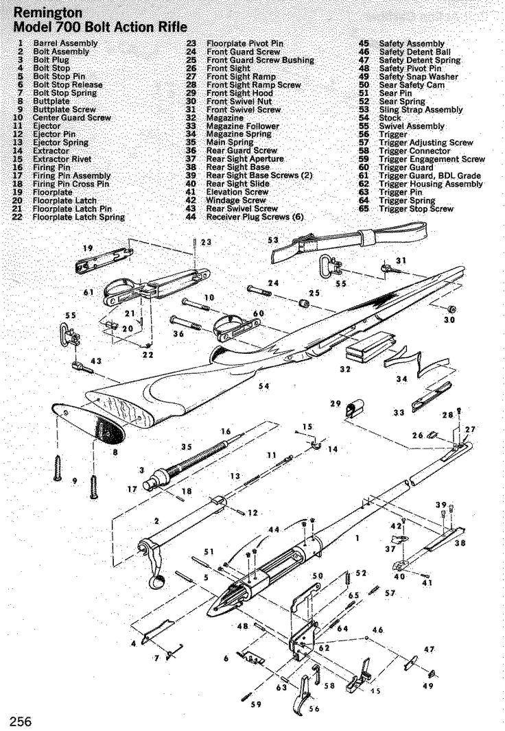 For International S1900 Wiring Diagram Remington 700 Trigger Assembly For Future Reference In