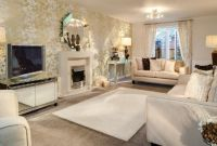 Cream and gold tones | Front Room Ideas | Pinterest ...