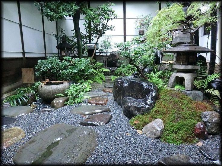 221 best images about Tsuboniwa on Pinterest  Gardens
