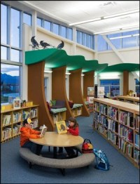 17 Best ideas about Library Furniture on Pinterest