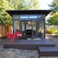 25+ best ideas about Studio shed on Pinterest | Backyard ...