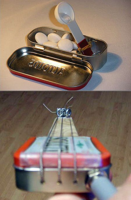 Takes some work but several clever things you can do with Altoids Tins  Cool DIY Projects