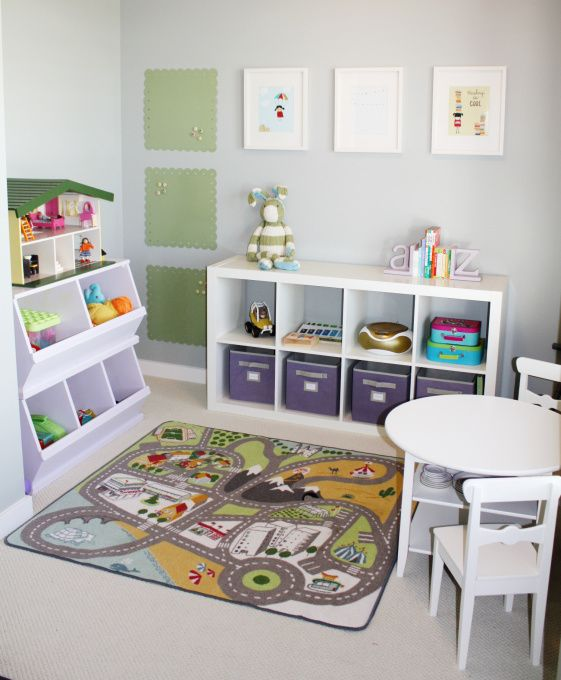 ~Toy Room Organisation~ Expedit units or units which hold