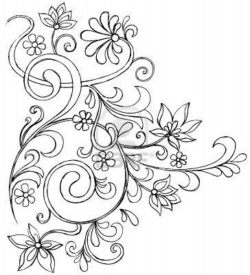 95 best images about Adult coloring pages- completed