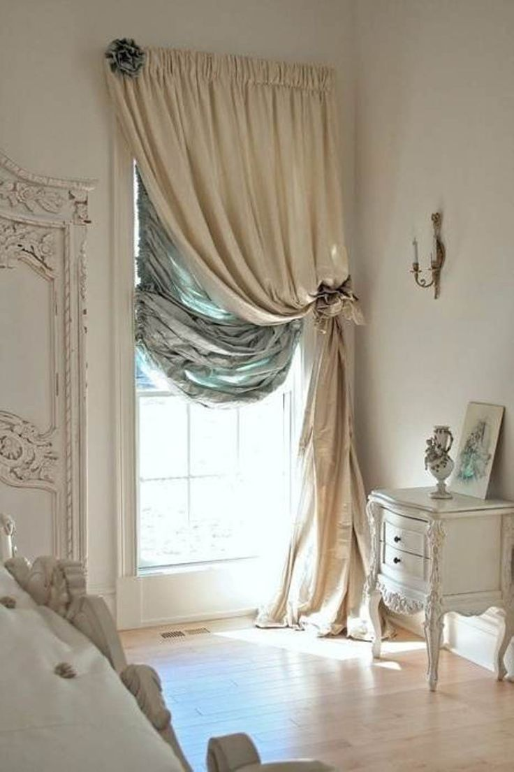 Drapery Ideas  Great Curtain Ideas for Bedroom  Better Home and Garden  Drapery  Pinterest