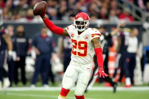 Eric Berry Other Missing Veterans Report For Kansas City Chiefs