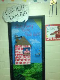 My drug awareness week door! | School | Pinterest | Doors ...