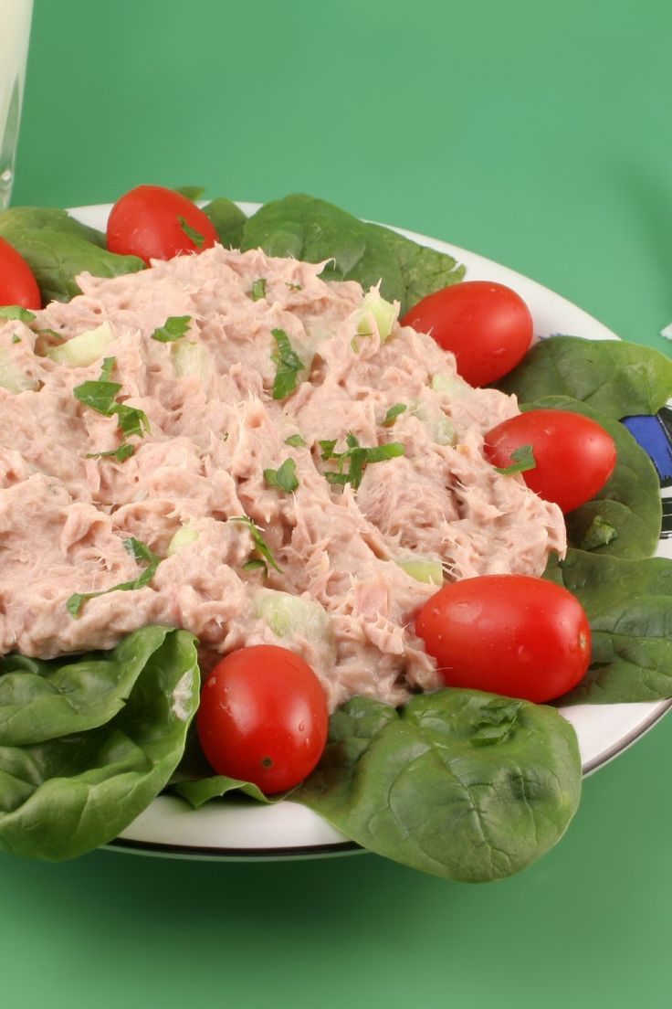 25 best ideas about Simple Tuna Salad Recipe on Pinterest