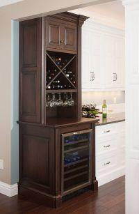 wine fridge cabinet | Wine & Wine Glass Racks - Storage ...