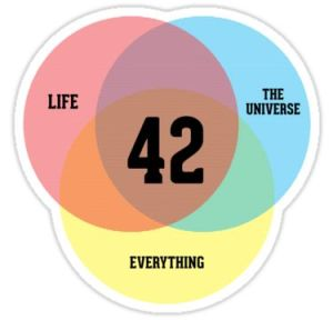 17 Best images about Life, the Universe and Everything on
