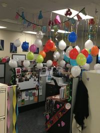 Best 25+ Cubicle birthday decorations ideas only on ...