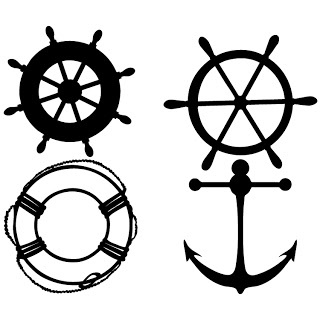 411 best images about * Nautical Silhouettes, Vectors