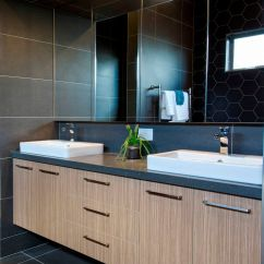 Kitchen Cabinet Ideas Work Table With Drawers Ensuite Vanity By Bourke's Kitchens Benchtop - Caesarstone ...