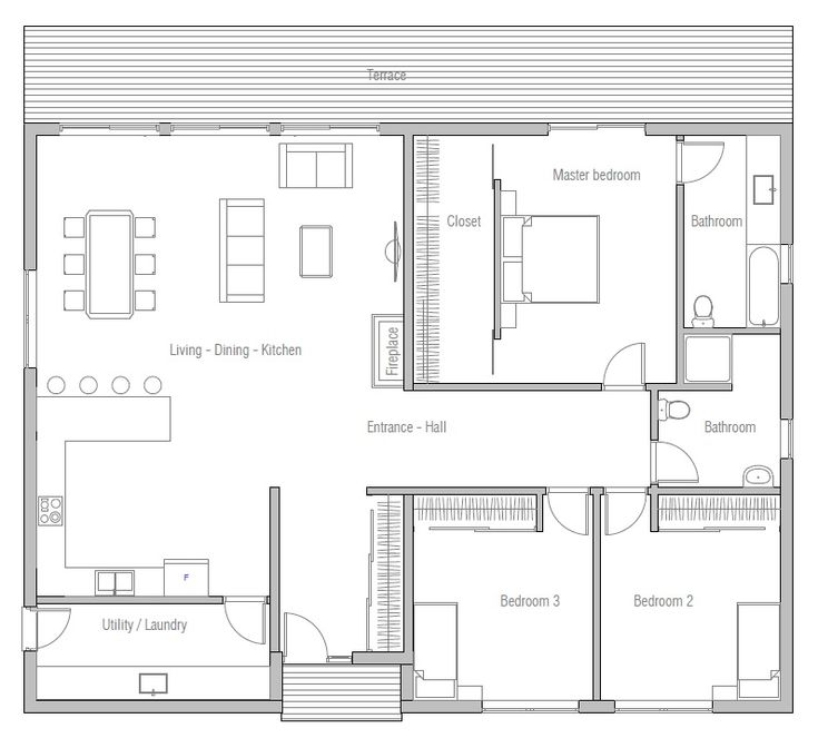 25 Best Ideas About Affordable House Plans On Pinterest House