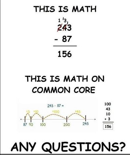 20 best images about Stop Common Core on Pinterest