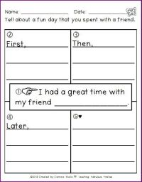 212 best images about Second Grade Writing Ideas on ...