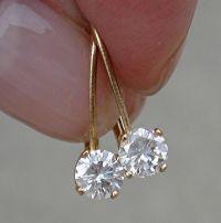 25+ Best Ideas about Diamond Earrings on Pinterest