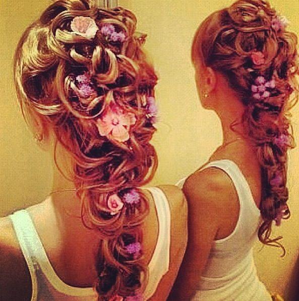 27 Best Images About Midsummer Fairy Hair On Pinterest Celtic