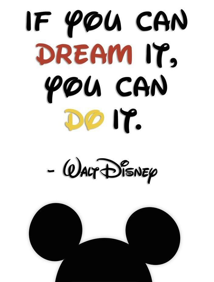 25+ Best Ideas about Walt Disney Quotes on Pinterest