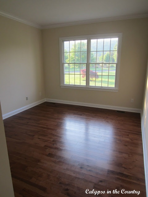 paint colors for living rooms with white trim 3 piece leather room set calypso in the country - hickory hardwood floors and bone ...