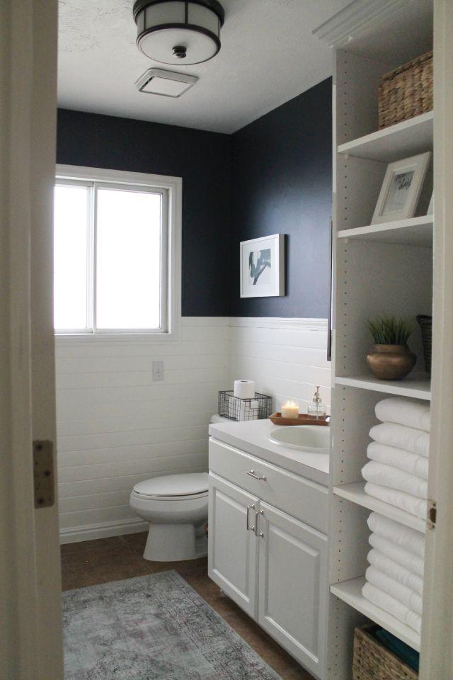Best 10 Navy bathroom ideas on Pinterest  Navy bathroom