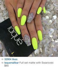 Best 10+ Lime green nails ideas on Pinterest | Neon green ...