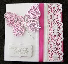 17 Best Images About Cards Tattered Lace On Pinterest