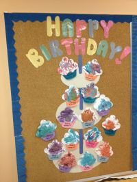 45 best images about Classroom Birthday Charts on Pinterest