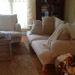 French Sofa Ideas Ikea Set Leather Stocksund Loveseat And Sofa! Love!   Living Room ...